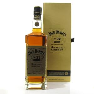 Jack Daniel's No.27 Gold Double Barreled