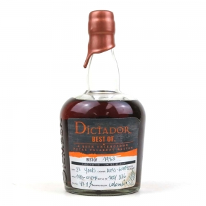 Dictador Best of 1983 Limited Release 32 Year Old