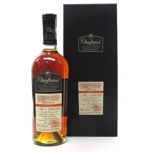 Mortlach 1990 Chieftain's 25 Year Old