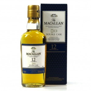 Macallan 12 Year Old Double Cask Miniature 5cl / US Import