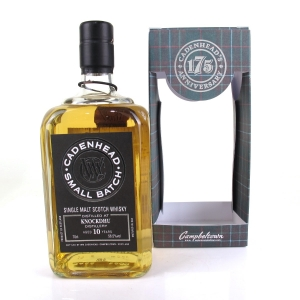 Knockdhu 2006 Cadenhead's 10 Year Old