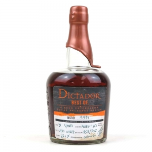 Dictador Best Of 1984 Limited Release 31 Year Old
