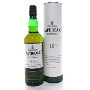 Laphroaig 18 Year Old