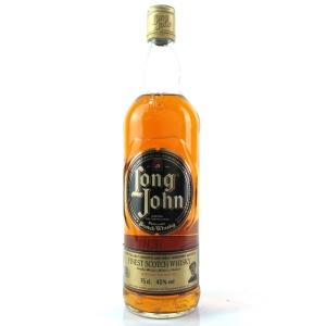 Long John Finest Scotch Whisky 1980s