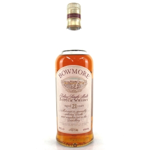 Bowmore 21 Year Old 1990s