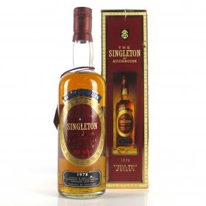 Singleton of Auchroisk 1978