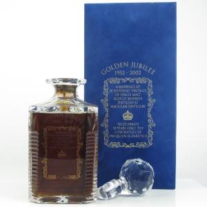 Macallan Golden Jubilee Decanter