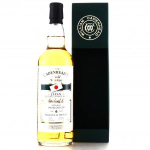 Chichibu 6 Year Old Cadenhead's World Whiskies
