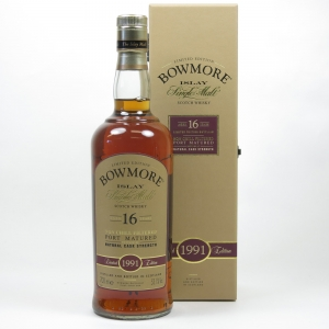 Bowmore 1991 Port Wood 16 Year Old
