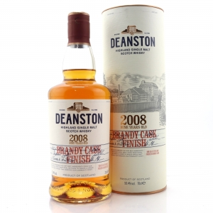 Deanston 2008 Brandy Cask Finish 9 Year Old