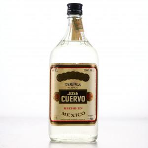 Jose Cuervo Tequila Blanco circa 1970s