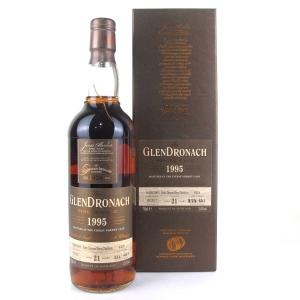 Glendronach 1995 Single Cask 21 Year Old #4418
