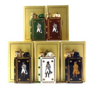 Camus Napoleon Bicentenary Cognac Miniature Decanter x 5 1969