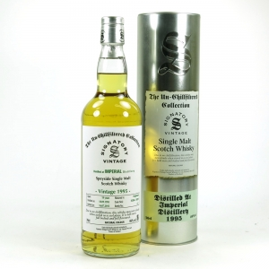 Imperial 1995 Signatory Vintage 19 Year Old