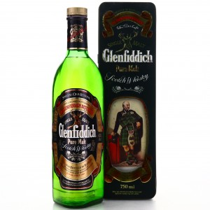 Glenfiddich Clans of the Highland 1980s / Clan Campbell