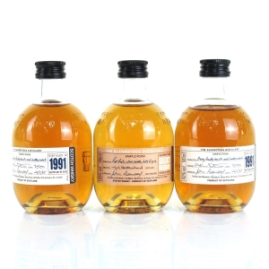 Glenrothes 1991 & Select Reserve 3 x 10cl