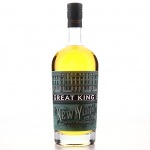 Compass Box Great King Street New York Blend 75cl / US Import