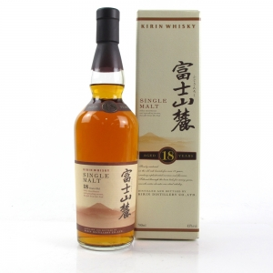 Fuji-Gotemba Kirin 18 Year Old Single Malt