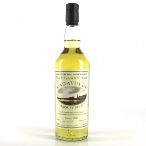 Lagavulin 11 Year Old Manager's Dram 2013