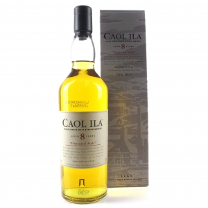 Caol Ila 8 Year Old Unpeated 2006 / First Release