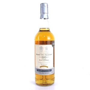 Ledaig 2005 Berry Brothers and Rudd