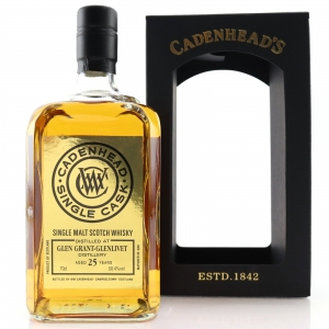 Glen Grant 1992 Cadenhead's 25 Year Old