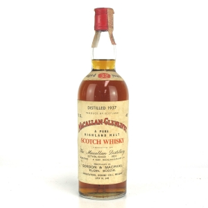 Macallan 1937 Gordon and MacPhail 32 Year Old / Donini Import