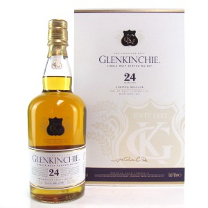 Glenkinchie 1991 Cask Strength 24 Year Old