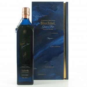 Johnnie Walker Blue Label Ghost and Rare 1st Edition​ / Brora