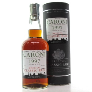 Caroni 1997 Bristol Classic Rum / Bottled 2016