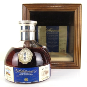 Famous Grouse 21 Year Old Millennium Decanter / Open Golf Championship 2000