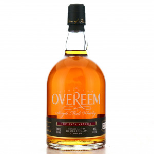 Overeem Single Port Cask #OHD-208