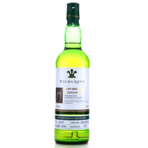 Laphroaig 2003 Highgrove Single Cask #6385