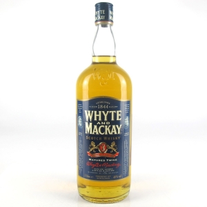 Whyte and Mackay 1 Litre