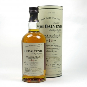 Balvenie 14 Year Old Roasted Malt