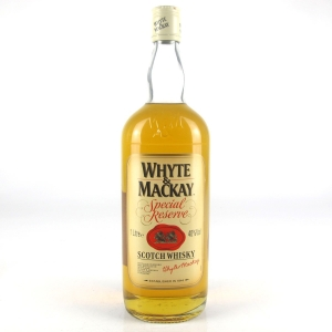 Whyte and Mackay Special Reserve 1 Litre