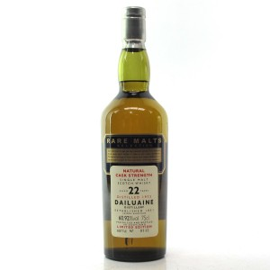 Dailuaine 1973 Rare Malt 22 Year Old 75cl / 60.92%