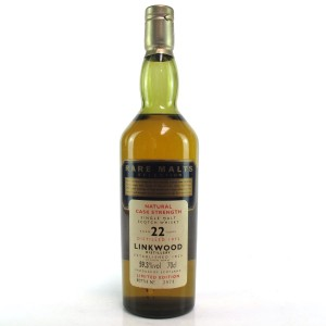 Linkwood 1972 Rare Malt 22 Year Old / 59.3%
