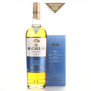 Macallan 12 Year Old Fine Oak / Includes Tie