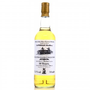 Laphroaig 1996 Jack Wiebers 10 Year Old / Auld Distillers Collection