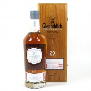 Glenfiddich Spirit of a Nation 29 Year Old Front