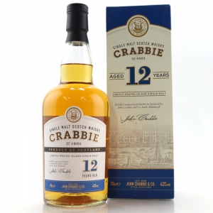 Crabbie 12 Year Old Island Single Malt