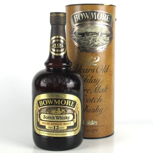 Bowmore 12 Year Old 1 Litre 1970s