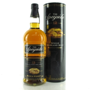 Speyside 12 Year Old 1 Litre
