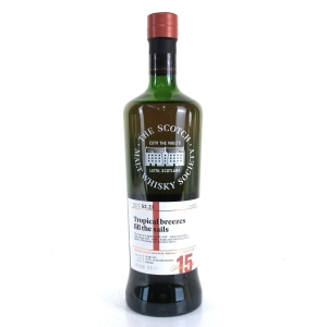 Old Pulteney 2001 SMWS 15 Year Old 52.21