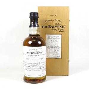 Balvenie Tun 1401 Batch #5 Front