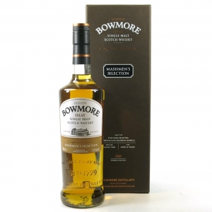 Bowmore Mashmen's Selection
