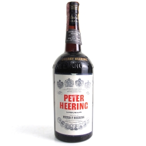 Peter Heering Cherry Brandy 1970s