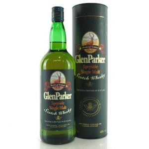 Glen Parker Speyside Single Malt 1 Litre