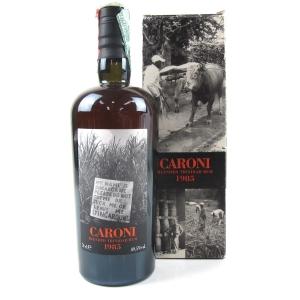 Caroni 1985 Blended Trinidad 15 Year Old Rum